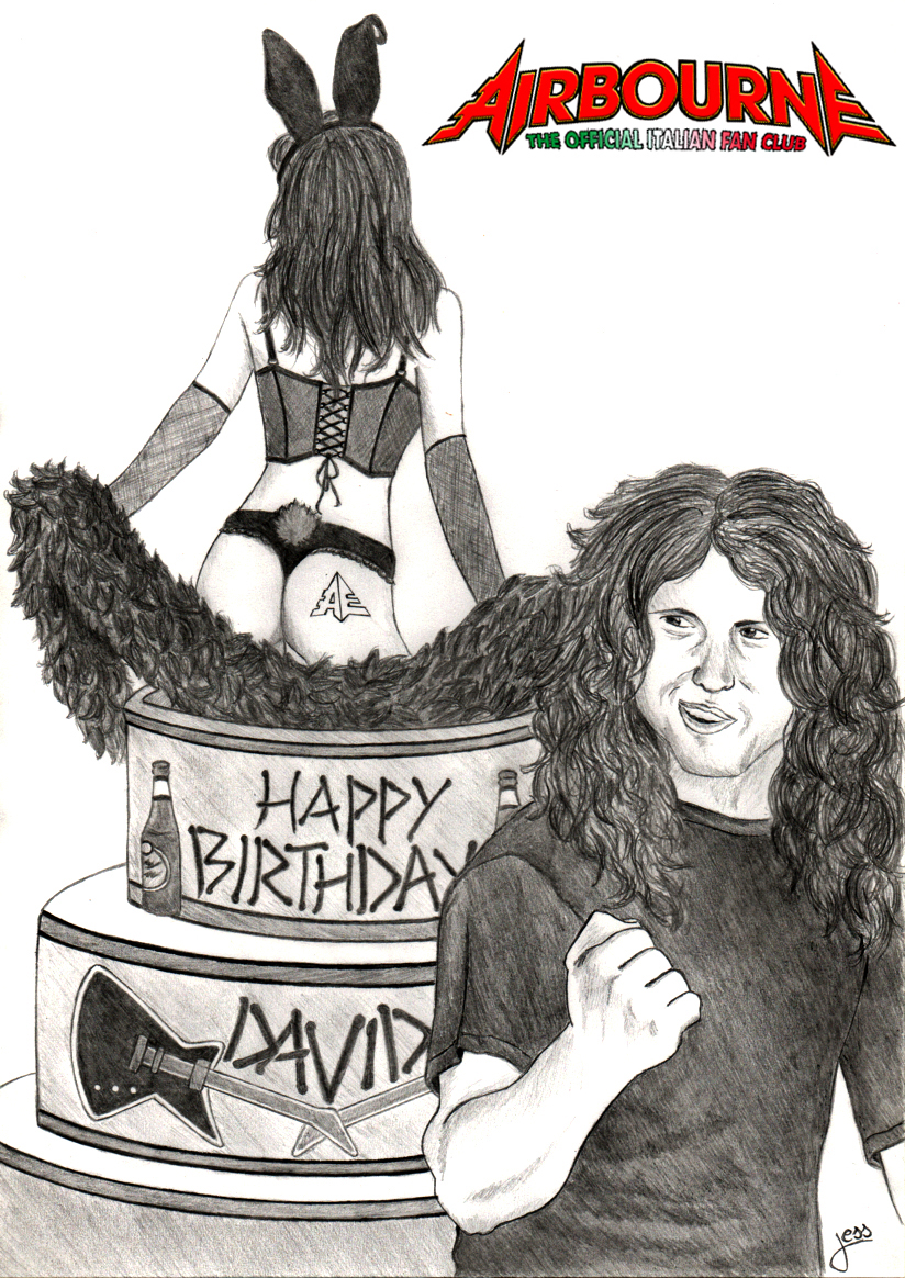 Happy Birthday David 2016