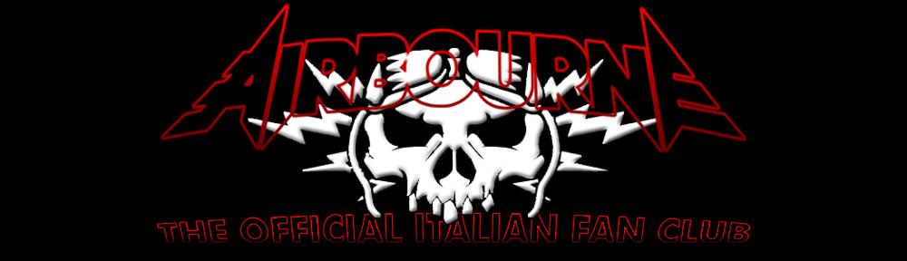 AIRBOURNE – Fan Club sito ufficiale italiano